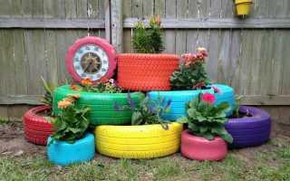 Поделки для сада и дачи своими руками из подручных средств – все новинки
