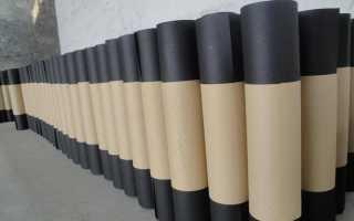Гидроизоляция фундамента рулонными материалами: виды материалов, как с ними работать