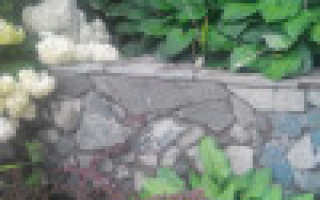 Подпорные стенки в ландшафтном дизайне: 100 вариантов на фото