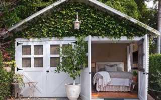 Примеры удачного дизайна дачного домика внутри