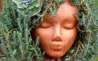 Секреты изготовления садовых фигурок своими руками