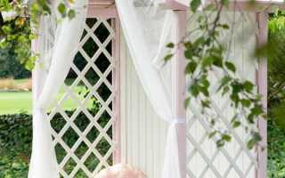 Уличные шторы для беседки и веранды, террасы: ПВХ, прозрачные занавески, рулонные, жалюзи, своими руками