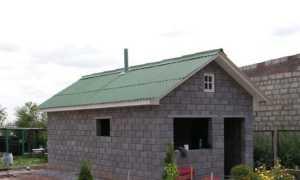 Дом, баня, гараж из арболита: проекты, цены, строительство своими руками