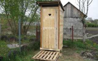 Как построить деревянный туалет для дачи своими руками: чертежи