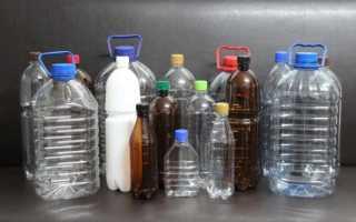 Оригинальные идеи по созданию клумб из пластиковых бутылок