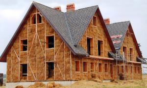 Дом из камыша — древние технологии для современного комфорта