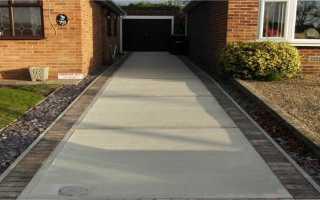 Садовая дорожка из бетона своими руками: фото и видео инструкции