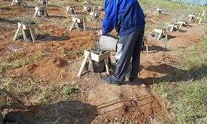 Свайный фундамент своими руками: пошаговая инструкция, видео